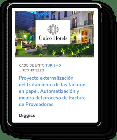 CASO ÉXITO UNICO HOTELS